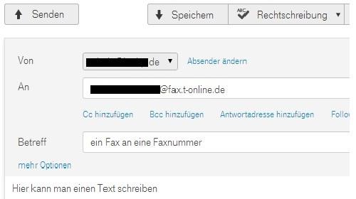 telekom faxnummer